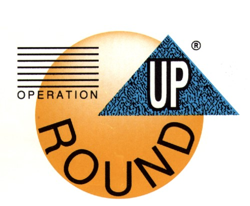Operation Round UP Logo.